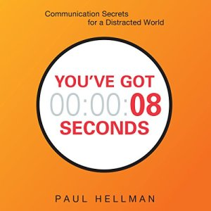 You've Got 8 Seconds audiobook cover art