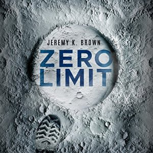 Zero Limit audiobook cover art