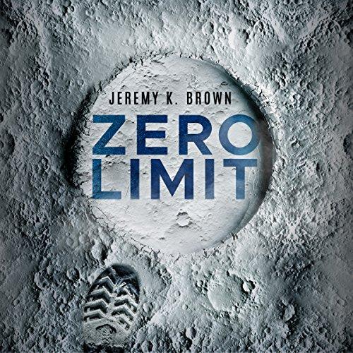 Zero Limit audiobook cover art
