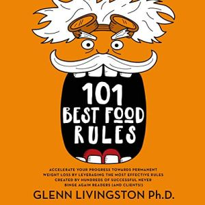 101 Best Food Rules audiobook cover art