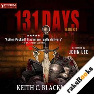 131 Days audiobook cover art