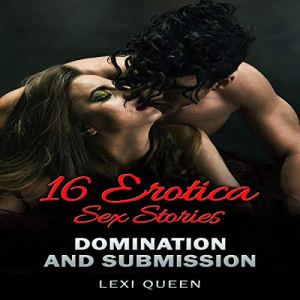 16 Erotica Sex Stories audiobook cover art