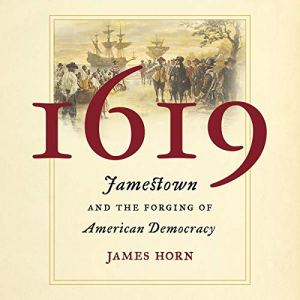 1619 audiobook cover art