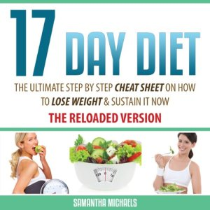17 Day Diet audiobook cover art