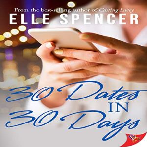 30 Dates in 30 Days audiobook cover art