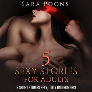 5 Stories for Adults audiobook cover art