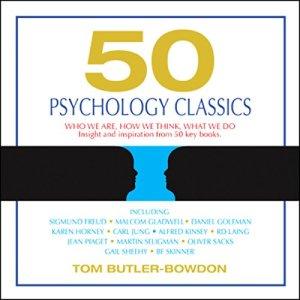 50 Psychology Classics audiobook cover art