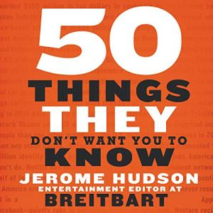 50 Things They Don't Want You to Know audiobook cover art