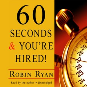 60 Seconds and You're Hired! audiobook cover art