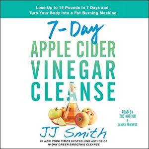 7-Day Apple Cider Vinegar Cleanse audiobook cover art