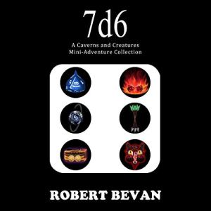 7d6 audiobook cover art