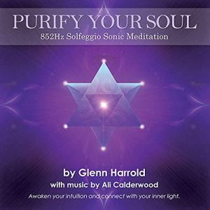 852hz Solfeggio Meditation audiobook cover art