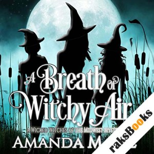 A Breath of Witchy Air audiobook cover art
