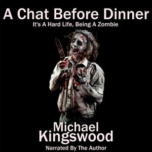 A Chat Before Dinner audiobook cover art