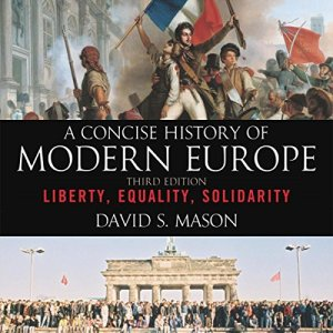 A Concise History of Modern Europe audiobook cover art