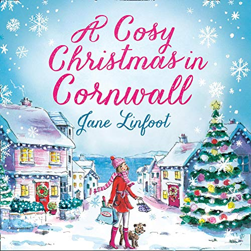 A Cosy Christmas in Cornwall audiobook cover art