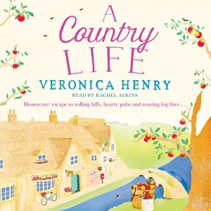 A Country Life audiobook cover art