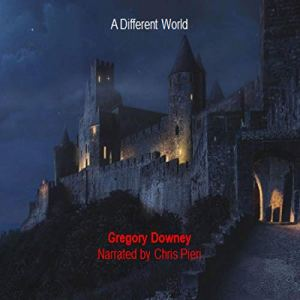 A Different World audiobook cover art