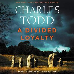 A Divided Loyalty audiobook cover art