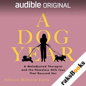 A Dog Year audiobook cover art