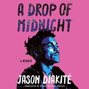 A Drop of Midnight audiobook cover art