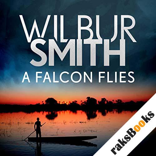 A Falcon Flies audiobook cover art
