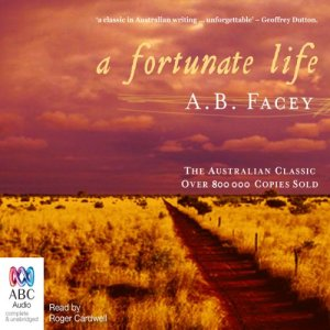 A Fortunate Life audiobook cover art