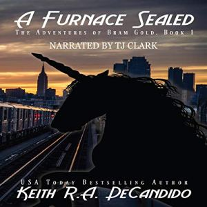 A Furnace Sealed audiobook cover art