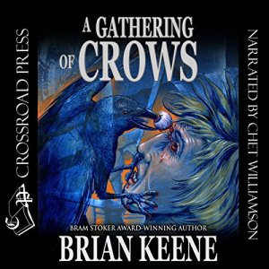 A Gathering of Crows audiobook cover art