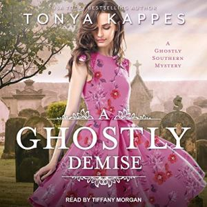 A Ghostly Demise audiobook cover art