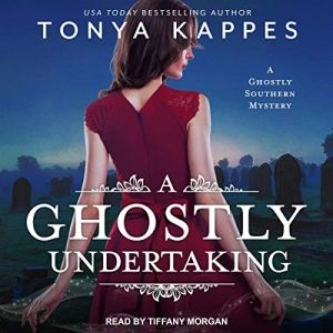 A Ghostly Undertaking audiobook cover art