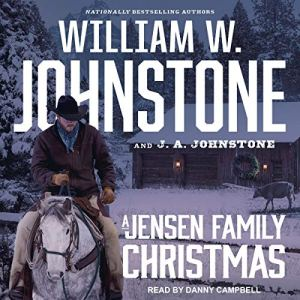 A Jensen Family Christmas audiobook cover art