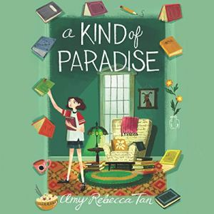 A Kind of Paradise audiobook cover art