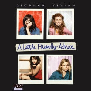 A Little Friendly Advice audiobook cover art