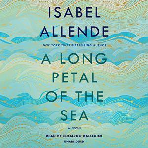 A Long Petal of the Sea audiobook cover art