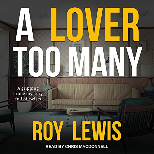 A Lover Too Many audiobook cover art