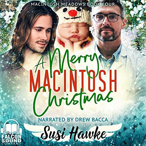 A Merry MacIntosh Christmas audiobook cover art