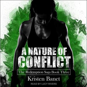 A Nature of Conflict audiobook cover art