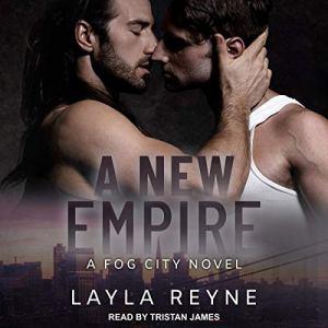 A New Empire audiobook cover art