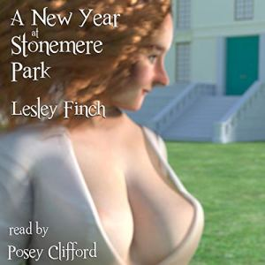 A New Year at Stonemere Park audiobook cover art