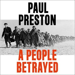 A People Betrayed audiobook cover art