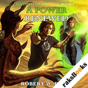 A Power Renewed audiobook cover art