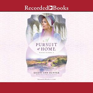 A Pursuit of Home audiobook cover art