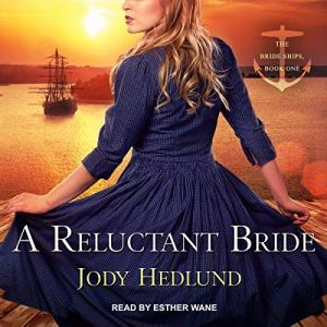A Reluctant Bride audiobook cover art