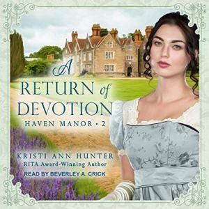 A Return of Devotion audiobook cover art
