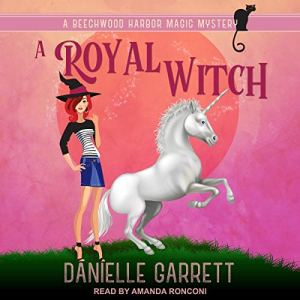 A Royal Witch audiobook cover art