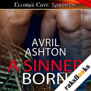 A Sinner Born audiobook cover art