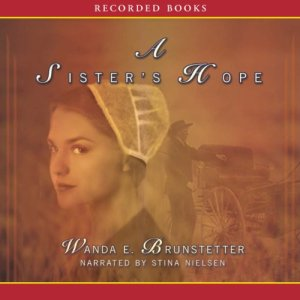 A Sister's Hope audiobook cover art