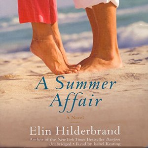 A Summer Affair audiobook cover art