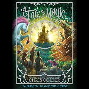 A Tale of Magic... audiobook cover art